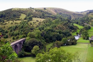 Monsal Dale and Viaduct