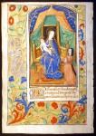 picture from a book of hours